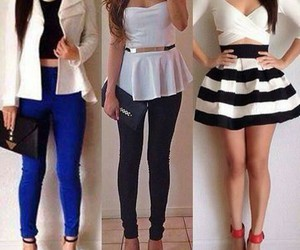 fashion, look, and swag image