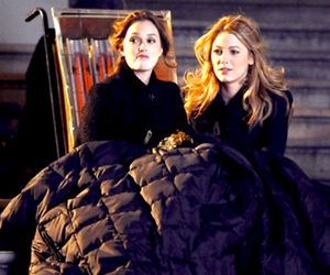 friendship, gossipgirl, and blairwaldorf image