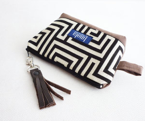 labyrinth, pencil case, and makeup bag image