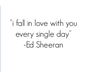 love it, ed sheeran, and beautyful image