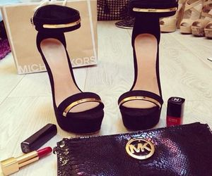 fashion, Michael Kors, and shoes image