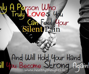 Relationship and true love image