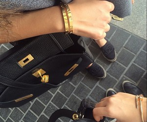 bangles, cartier, and chanel image