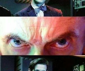 doctor who, 11th, and 12th image