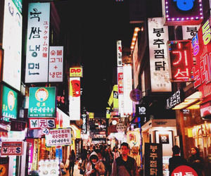 city, colorful, and japan image