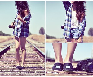 fashion, toms, and girl image
