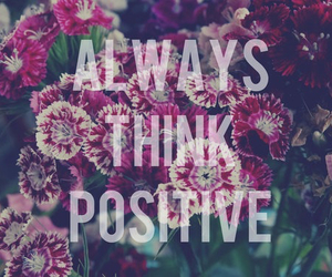 positive, quote, and always image