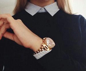 amazing, dress, and gold image