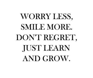 quotes, smile, and life image