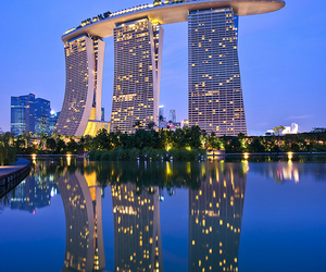 travel and singapore image