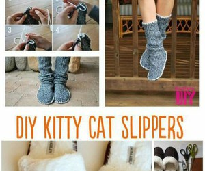 diy and slippers image
