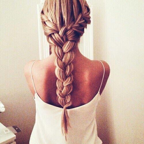 beautiful, blond, and beauty image