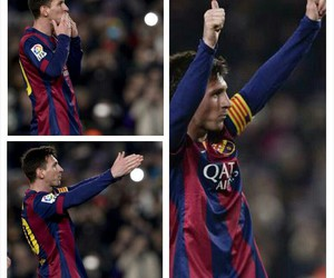 Barcelona, lionel messi, and fcb image
