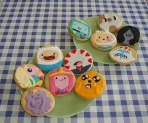 adventure time and food image