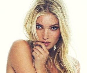 elsa hosk, model, and blonde image