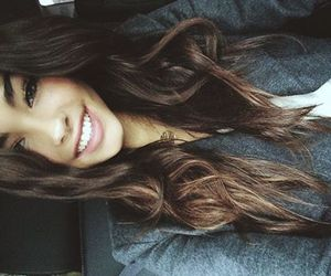 madison beer, hair, and smile image