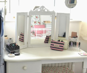 diy, makeup, and white image