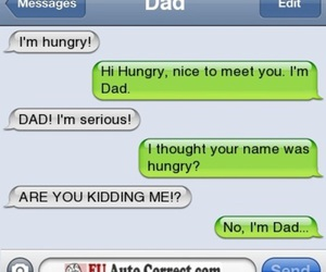 dad and funny image