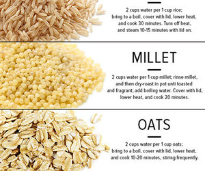 grains, food, and health image
