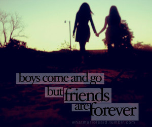 friends, forever, and boy image