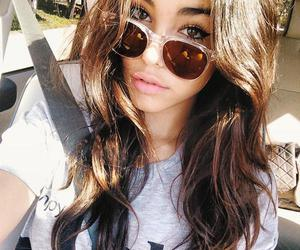 madison beer and sunglasses image