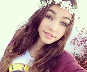 madison beer, flowers, and madison image