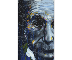 canvas, einstein, and equations image
