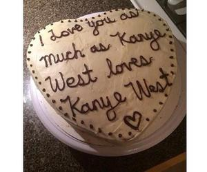 love, cake, and funny image