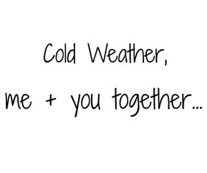 cold and weather image
