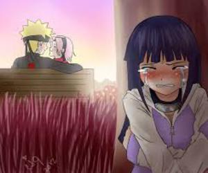hinata, sakura, and naruto image