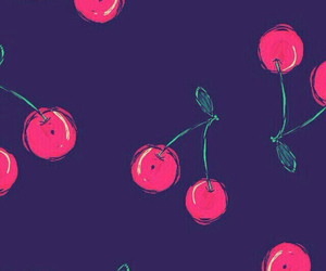 cherry, background, and wallpaper image