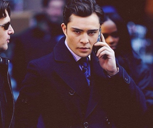 chuck bass, Hot, and ed westwick image