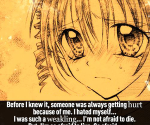 anime, quote, and anime quotes image