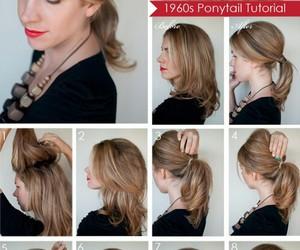diy, hair, and lindo image