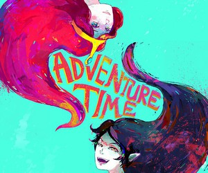 adventure time and marceline image