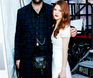 game of thrones, rory mccann, and rose leslie image