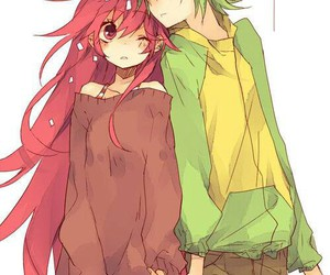 anime, happy tree friends, and couple image