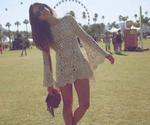 fashion, summer, and dress image