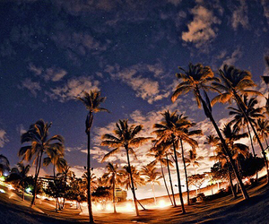 summer, beach, and sky image