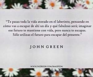 john green, books, and buscando a alaska image