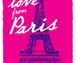 love, paris, and wallpaper image