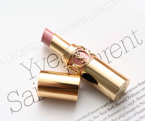 lipstick, YSL, and Yves Saint Laurent image