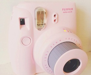 fujifilm and pink image