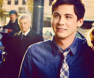 logan lerman, sexy, and logan image