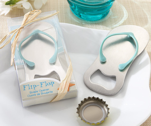 bottle opener and wedding favors image