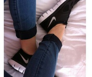 and, nike, and frees image