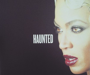 haunted, queenb, and beyoncé image