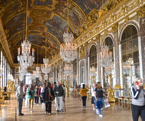france, perspective, and hall of mirrors image