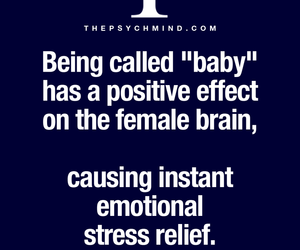 baby, fact, and psychology image