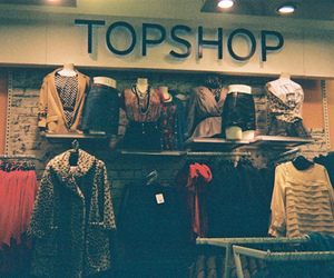 topshop, clothes, and vintage image